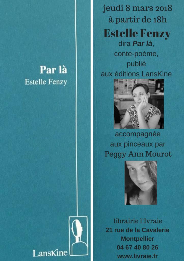 Estelle Fenzy & Peggy Ann Mourot ©PeggyAnnMourot