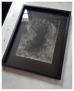 She Earth framed ©PeggyAnnMourot