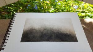 Sun but mist ©PeggyAnnMourot
