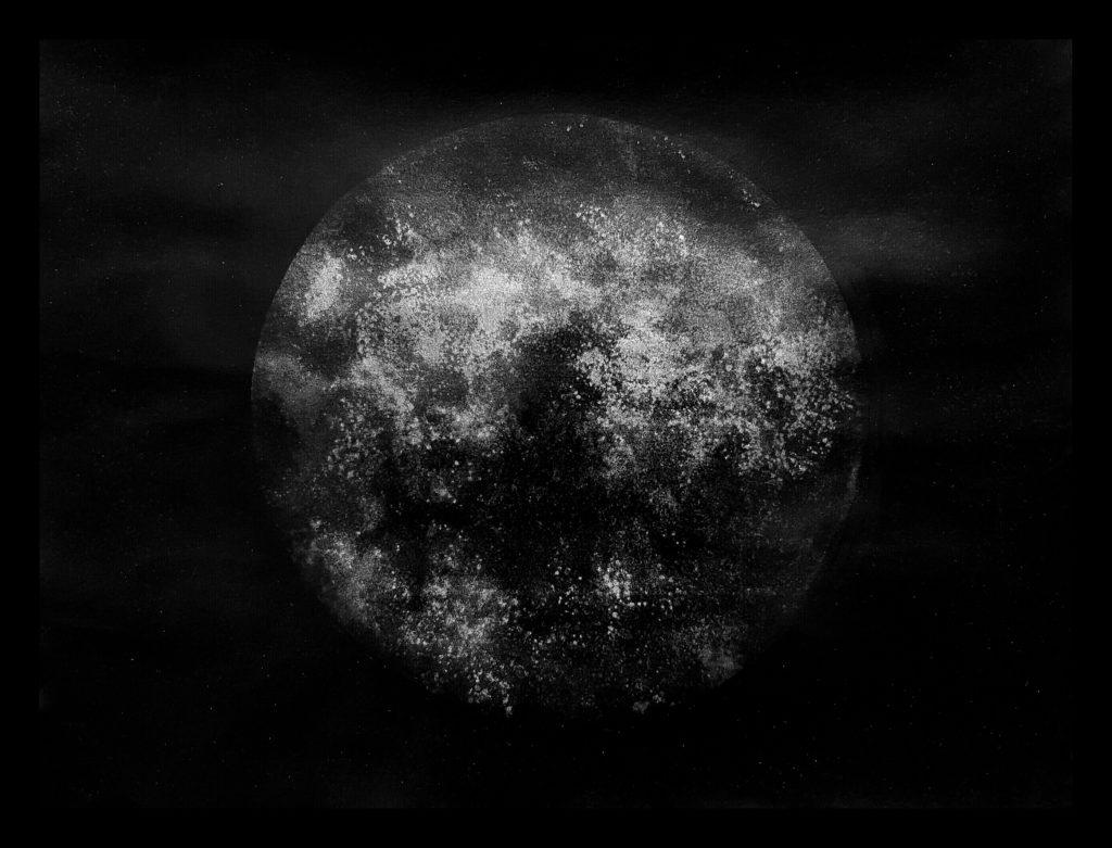 Der Mond ©PeggyAnnMourot